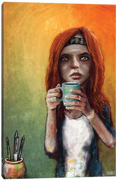 The Creative Canvas Art Print