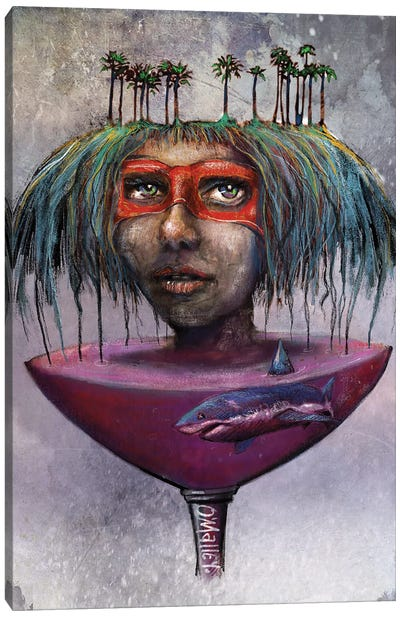 Sea Change Canvas Art Print
