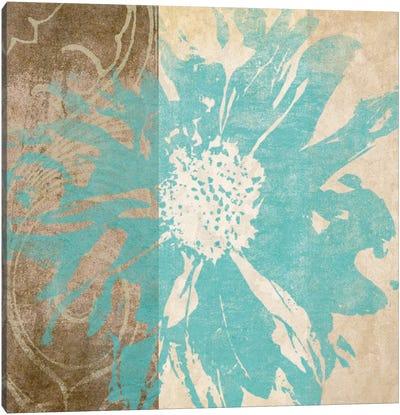 Flower Flake II Canvas Art Print