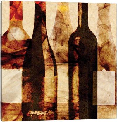 Smokey Wine III Canvas Art Print