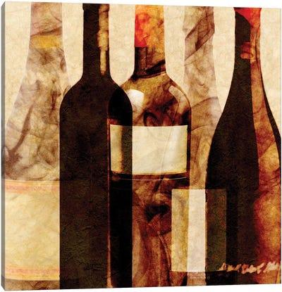Smokey Wine IV Canvas Art Print
