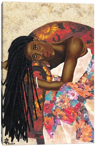 Woman Strong III Canvas Art Print