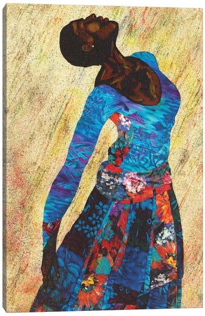 Woman Strong IV Canvas Art Print