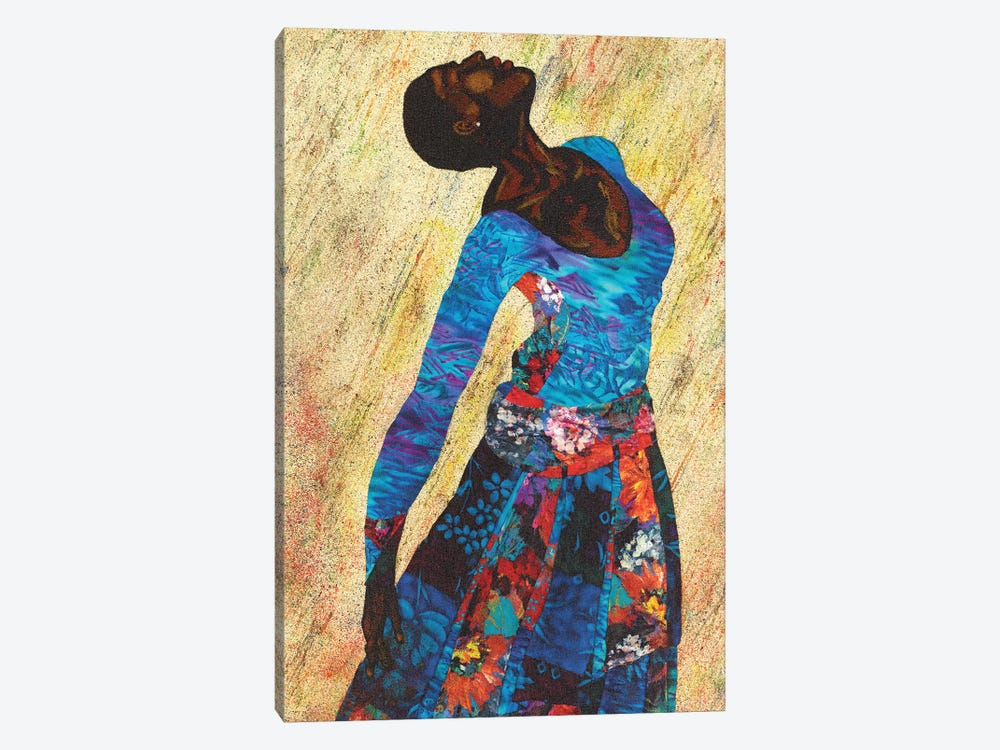 Woman Strong IV by Alonzo Saunders 1-piece Canvas Art