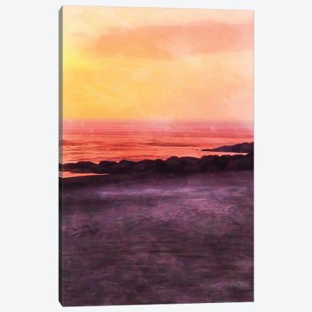 Beachland II Canvas Print #LON144} by Alonzo Saunders Canvas Artwork