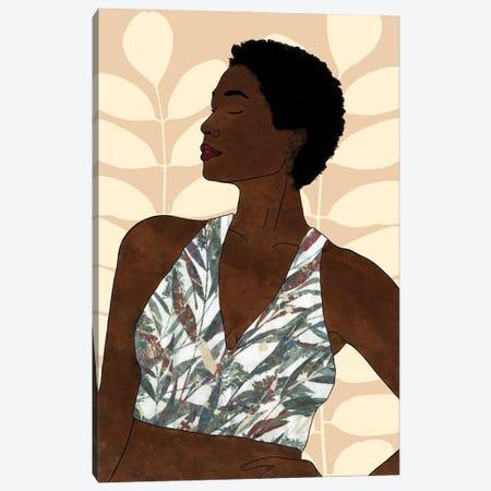 Ethnic Beauty I Canvas Print #LON147} by Alonzo Saunders Canvas Art