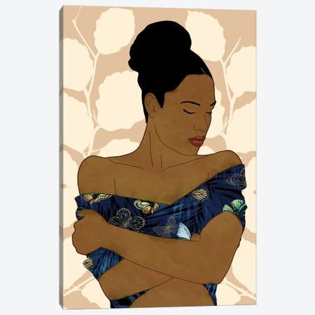 Ethnic Beauty II Canvas Print #LON148} by Alonzo Saunders Canvas Print