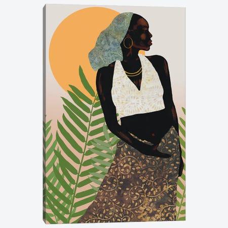 Her Grace Canvas Print #LON158} by Alonzo Saunders Canvas Art