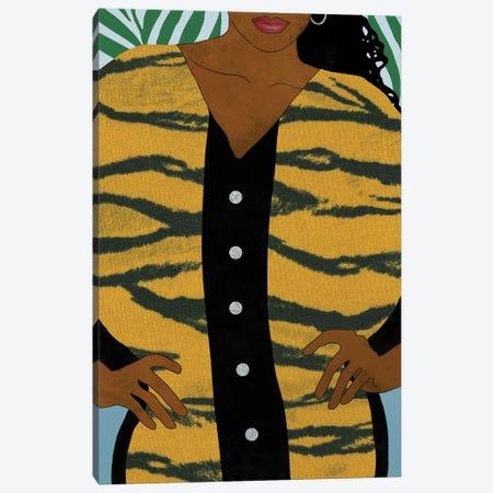 Her Style II Canvas Print #LON163} by Alonzo Saunders Art Print