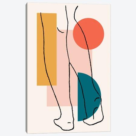 Legs I Canvas Print #LON168} by Alonzo Saunders Art Print
