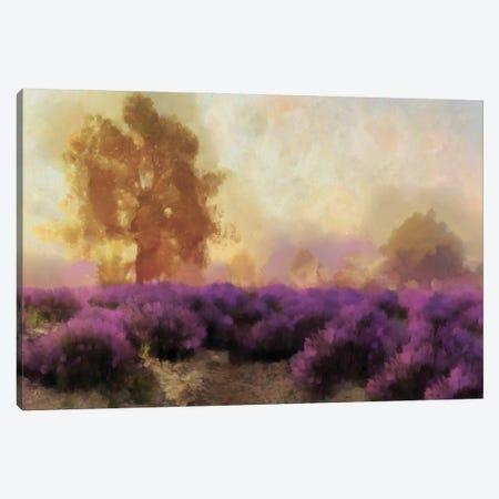Purple Countryside II Canvas Print #LON182} by Alonzo Saunders Canvas Art Print
