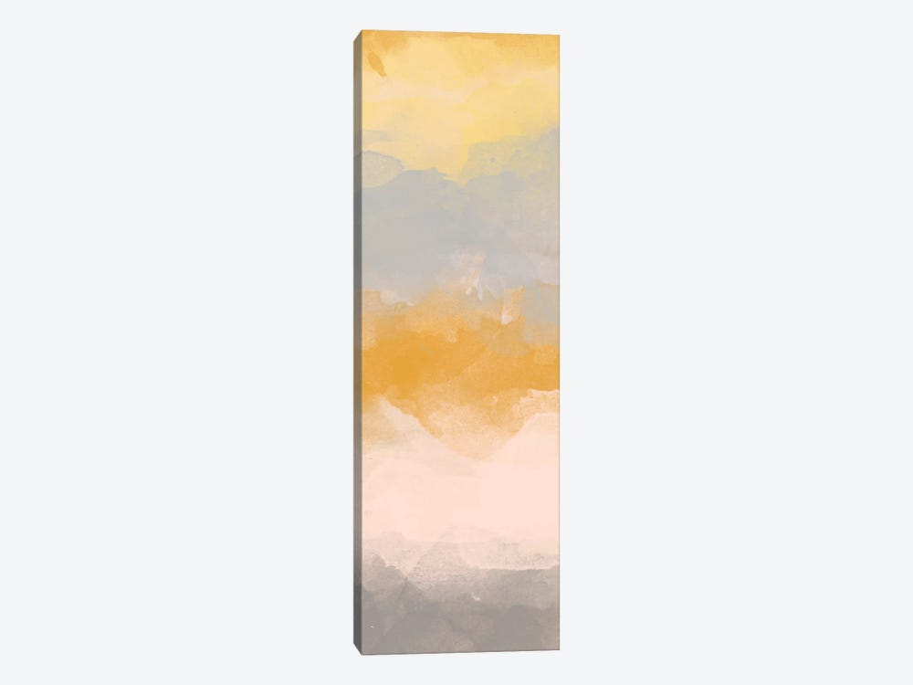 Color Fall I by Alonzo Saunders 1-piece Canvas Artwork