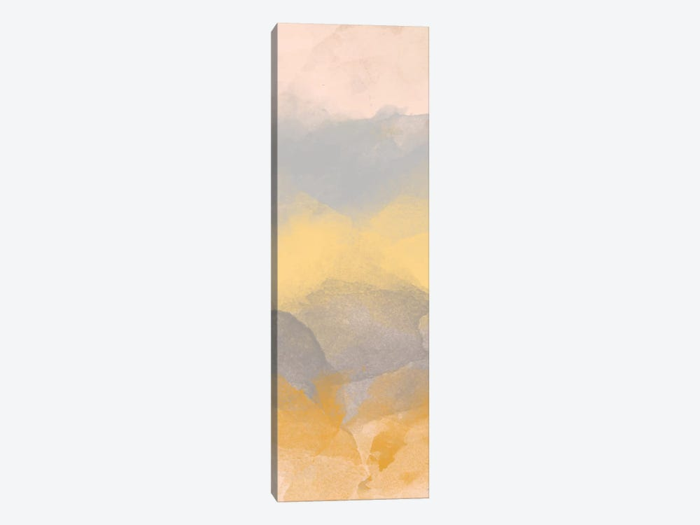 Color Fall II by Alonzo Saunders 1-piece Canvas Art