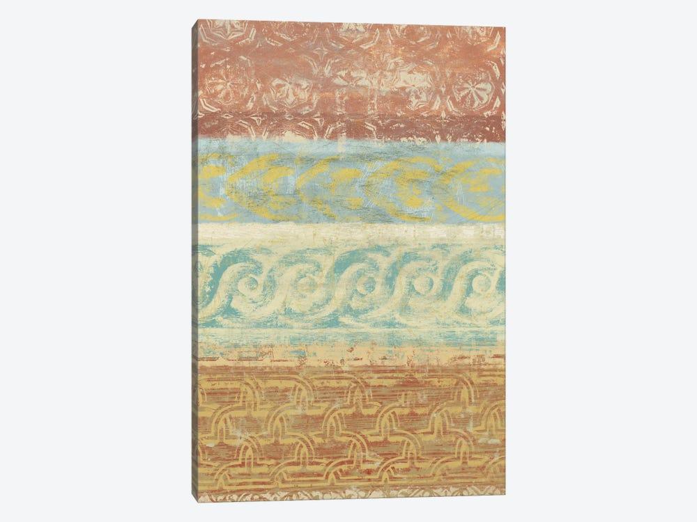 Decorative Patterns I by Alonzo Saunders 1-piece Canvas Art