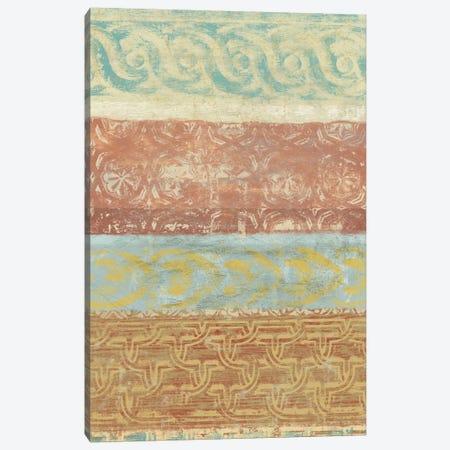 Decorative Patterns II Canvas Print #LON32} by Alonzo Saunders Canvas Art Print