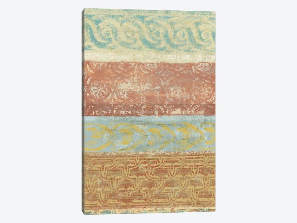 Decorative Patterns II by Alonzo Saunders 1-piece Canvas Art Print
