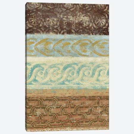 Decorative Patterns III Canvas Print #LON33} by Alonzo Saunders Canvas Print