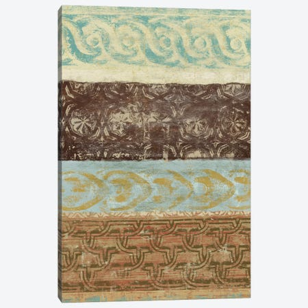 Decorative Patterns IV Canvas Print #LON34} by Alonzo Saunders Canvas Art