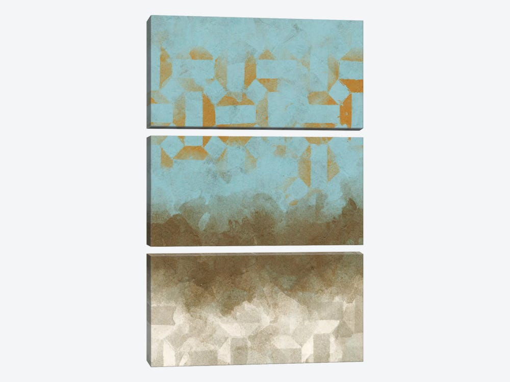 Shifting Sky II by Alonzo Saunders 3-piece Canvas Artwork