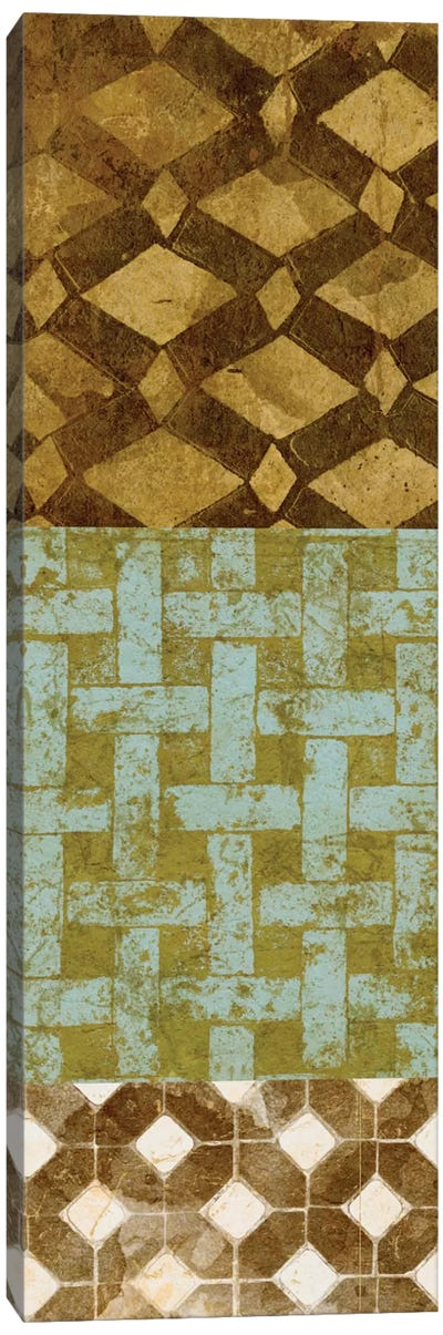Tiled Up II Canvas Art Print