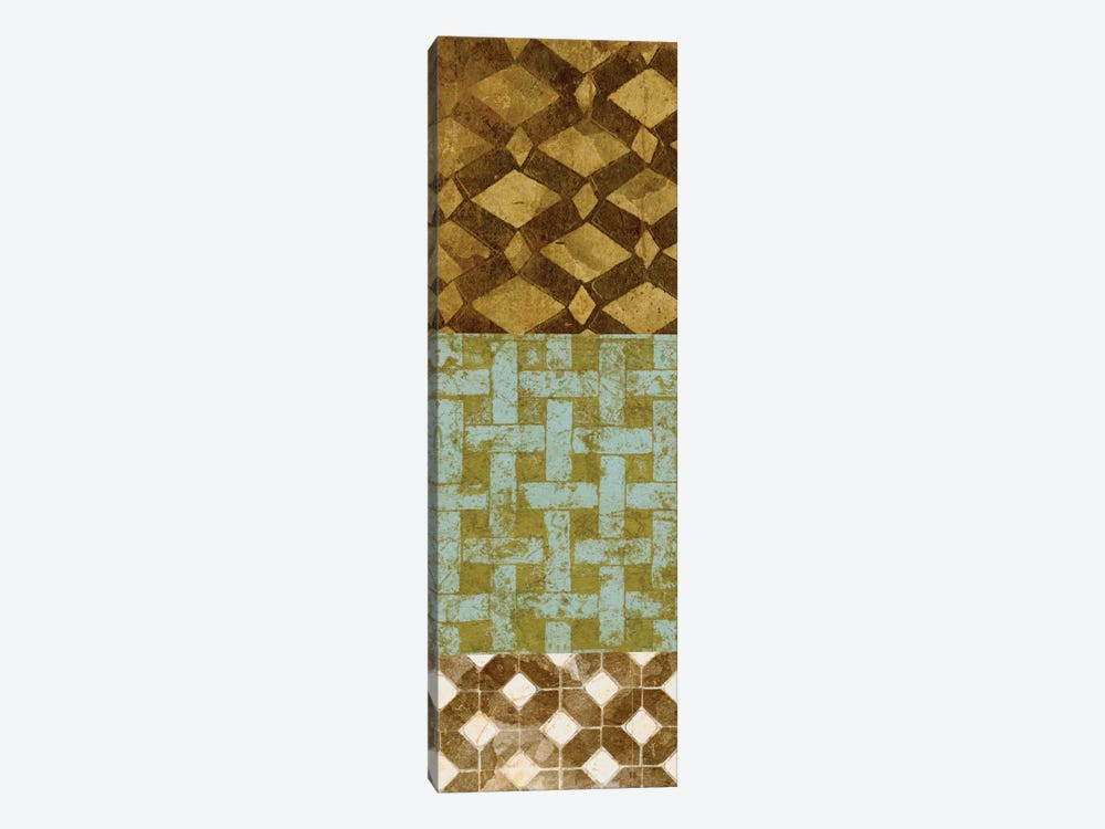 Tiled Up II by Alonzo Saunders 1-piece Canvas Wall Art