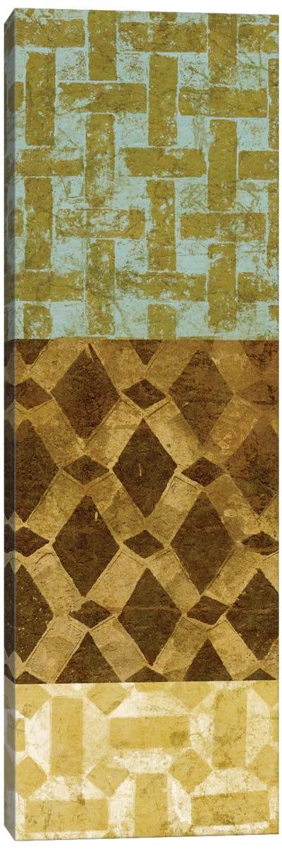 Tiled Up III Canvas Art Print