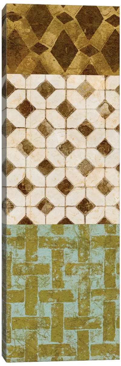 Tiled Up IV Canvas Art Print