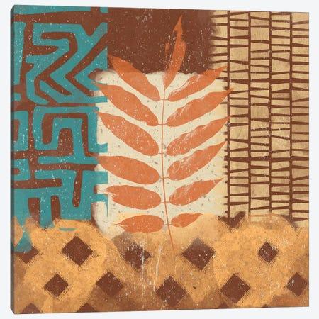 Tribal Life II Canvas Print #LON50} by Alonzo Saunders Canvas Art Print