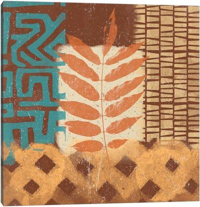 Tribal Life II Canvas Art Print