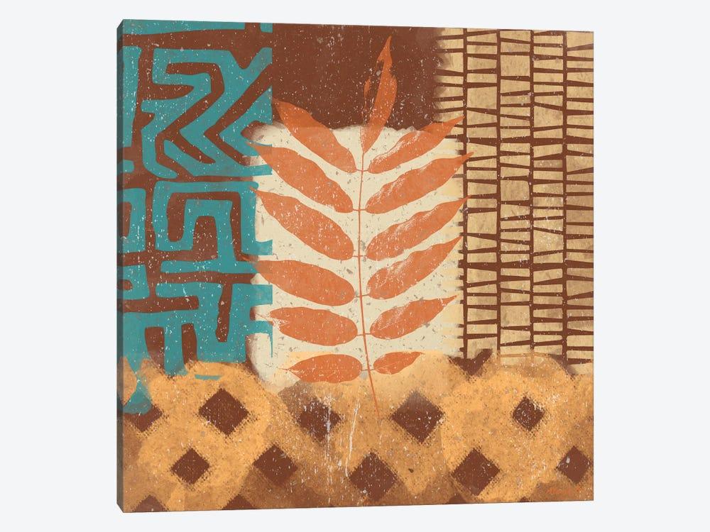 Tribal Life II by Alonzo Saunders 1-piece Art Print