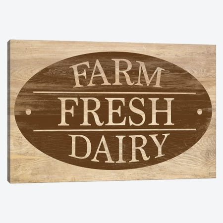 Farm Store II Canvas Print #LON67} by Alonzo Saunders Art Print
