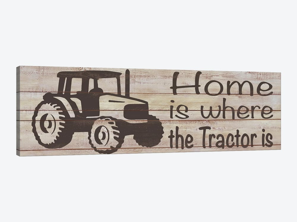 Home & Farm IV by Alonzo Saunders 1-piece Canvas Wall Art
