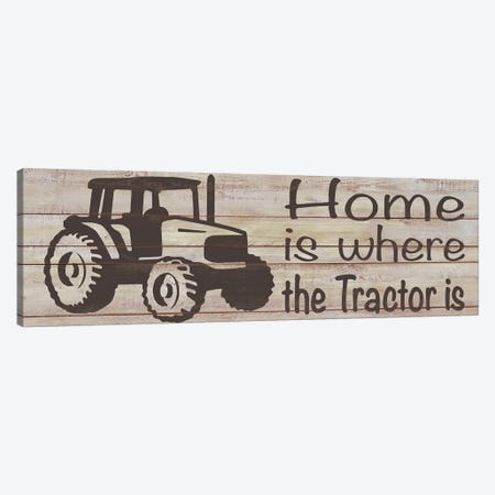 Home & Farm IV Canvas Print #LON75} by Alonzo Saunders Canvas Wall Art
