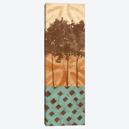 Tribal Trio I Canvas Print #LON86} by Alonzo Saunders Canvas Art Print