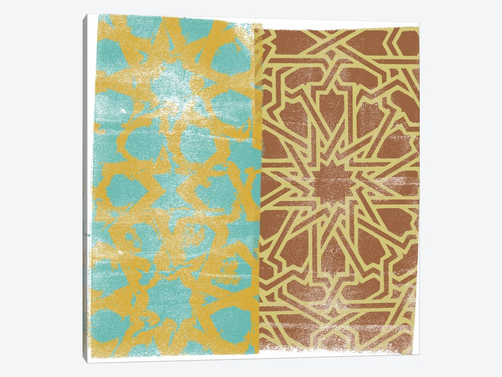 Moorish Study III by Alonzo Saunders 1-piece Art Print