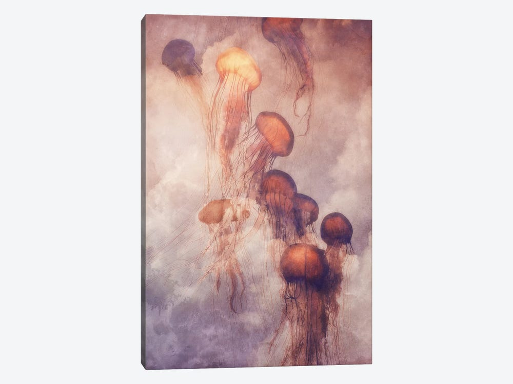 Jellyfish Sky by Jonas Loose 1-piece Art Print