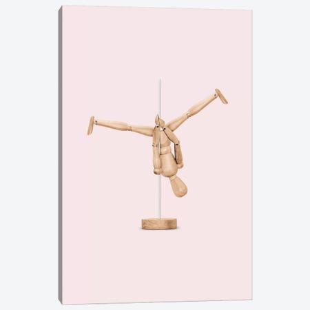Poledance Mannequin Canvas Print #LOO75} by Jonas Loose Canvas Art Print