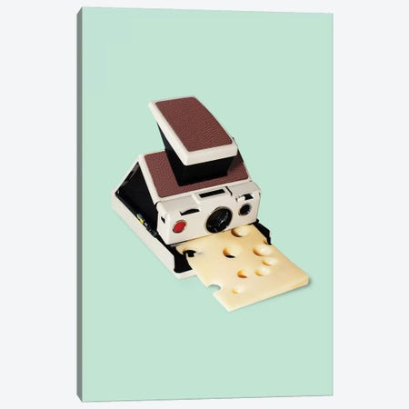 Say Cheese 3-Piece Canvas #LOO77} by Jonas Loose Canvas Print