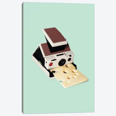 Say Cheese Canvas Print #LOO77} by Jonas Loose Canvas Print