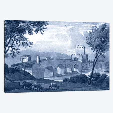 Pastoral Toile III Canvas Print #LOR3} by Claude Lorrain Art Print
