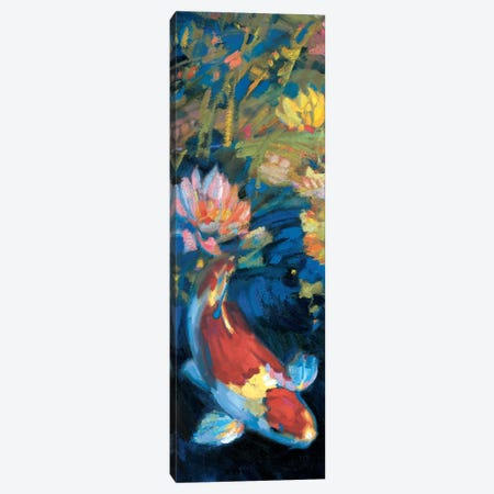 Asian Serenity I Canvas Print #LOS5} by Leif Ostlund Canvas Print