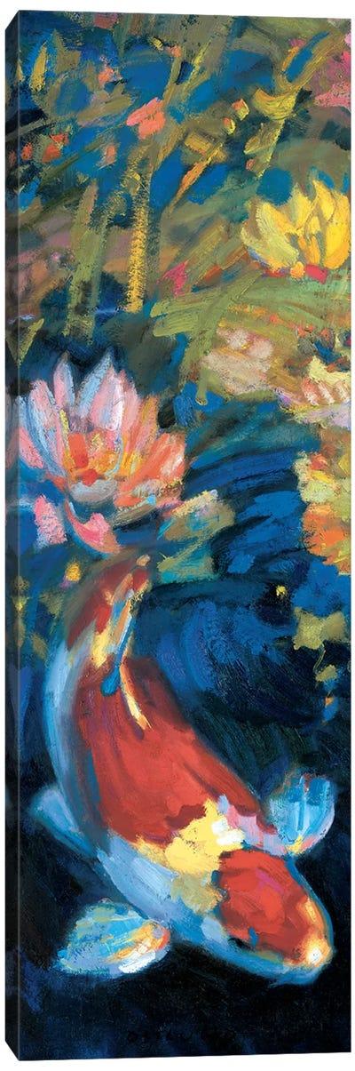 Asian Serenity I Canvas Art Print