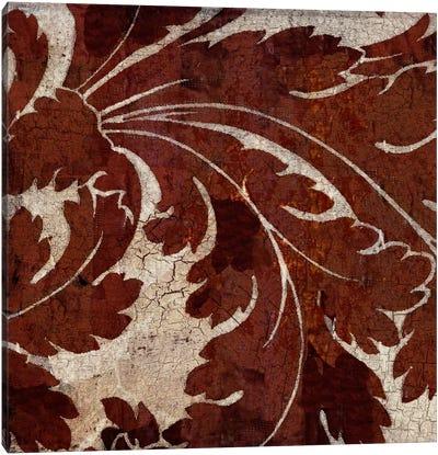 Crackled Tile I Canvas Art Print
