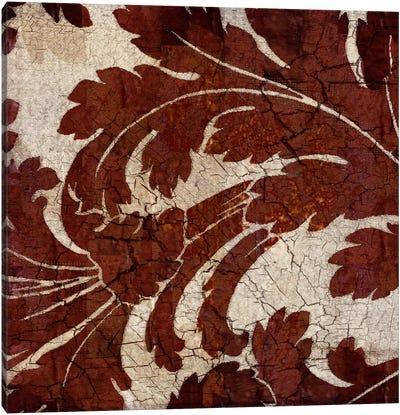 Crackled Tile II Canvas Art Print