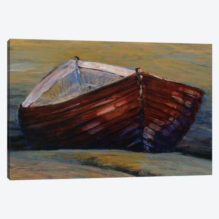 Elly Bay 3-Piece Canvas #LOV1} by Kent Lovelace Canvas Art Print