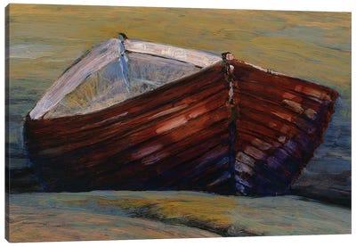 Elly Bay Canvas Art Print