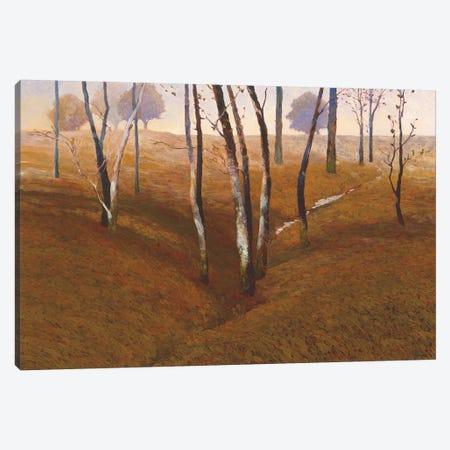 French Oaks Canvas Print #LOV2} by Kent Lovelace Art Print