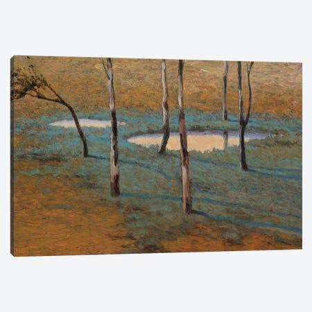 Marais Canvas Print #LOV4} by Kent Lovelace Canvas Artwork