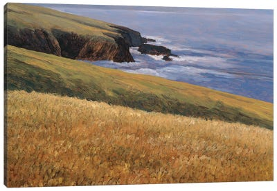 Patrick Head I Canvas Art Print