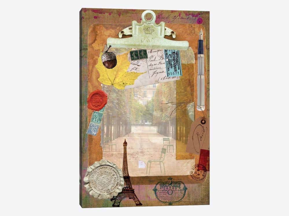 Collected Autumn III by Sandy Lloyd 1-piece Art Print